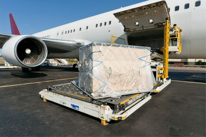 load and centering of the aircraft