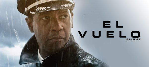 El vuelo Denzel Washington