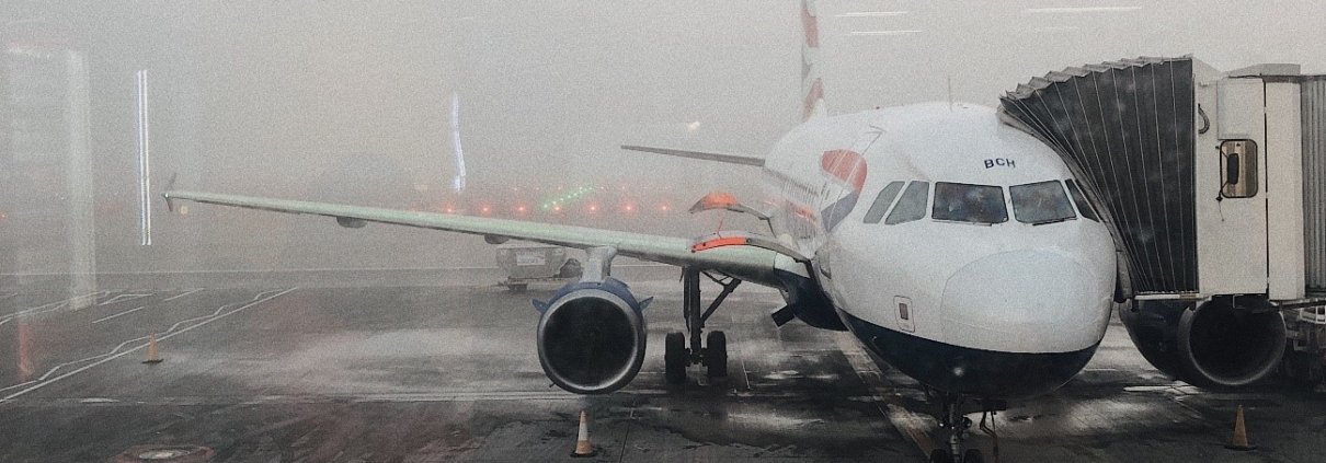 The most dangerous weather phenomena by plane
